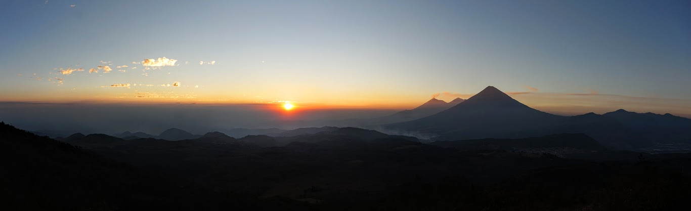 Antigua: Becoming fluente in Español!