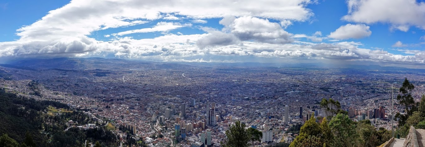 Bogotá: A City with Views and Brews