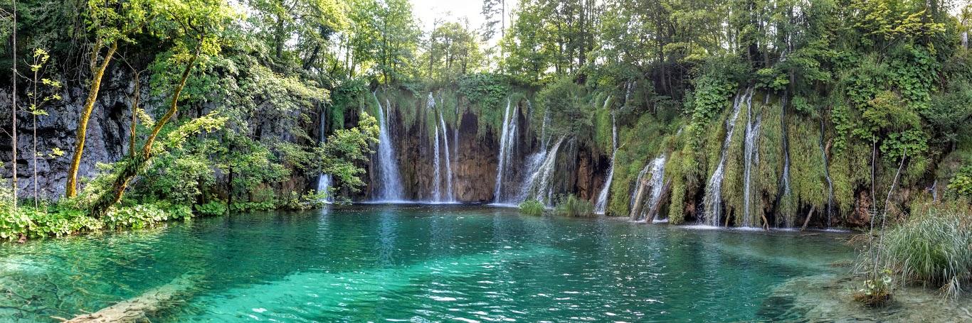 Croatia Part 1: Krk, Plitvice Lakes, & Zagreb