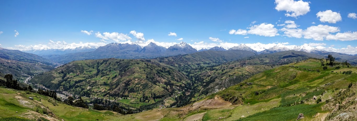 Mountains, Food, and Beer in Huaraz