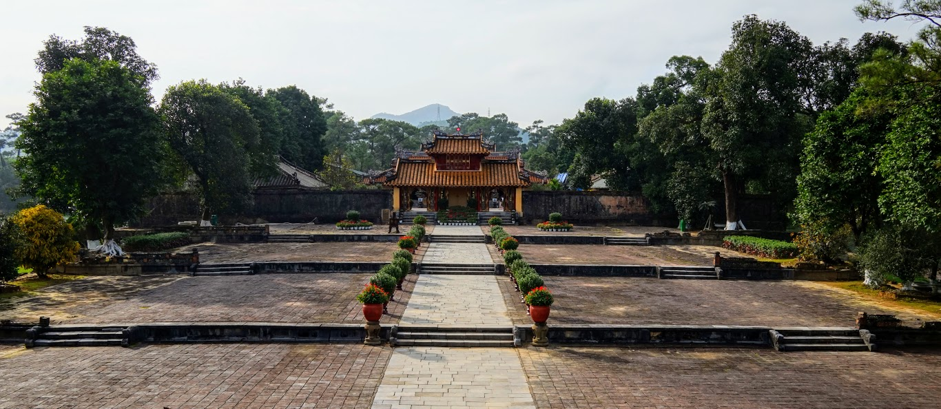 The Dynastic City of Huế