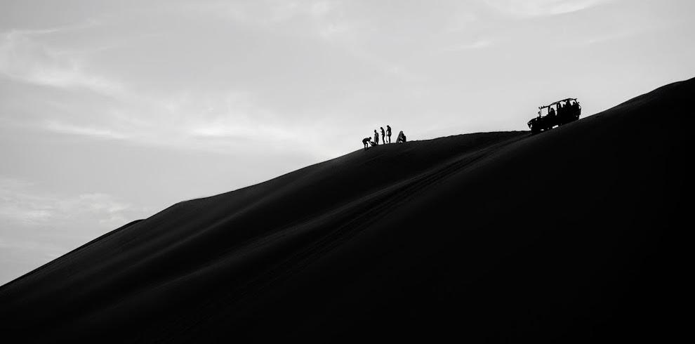 Sand Dunes & Poor Man's Galapagos