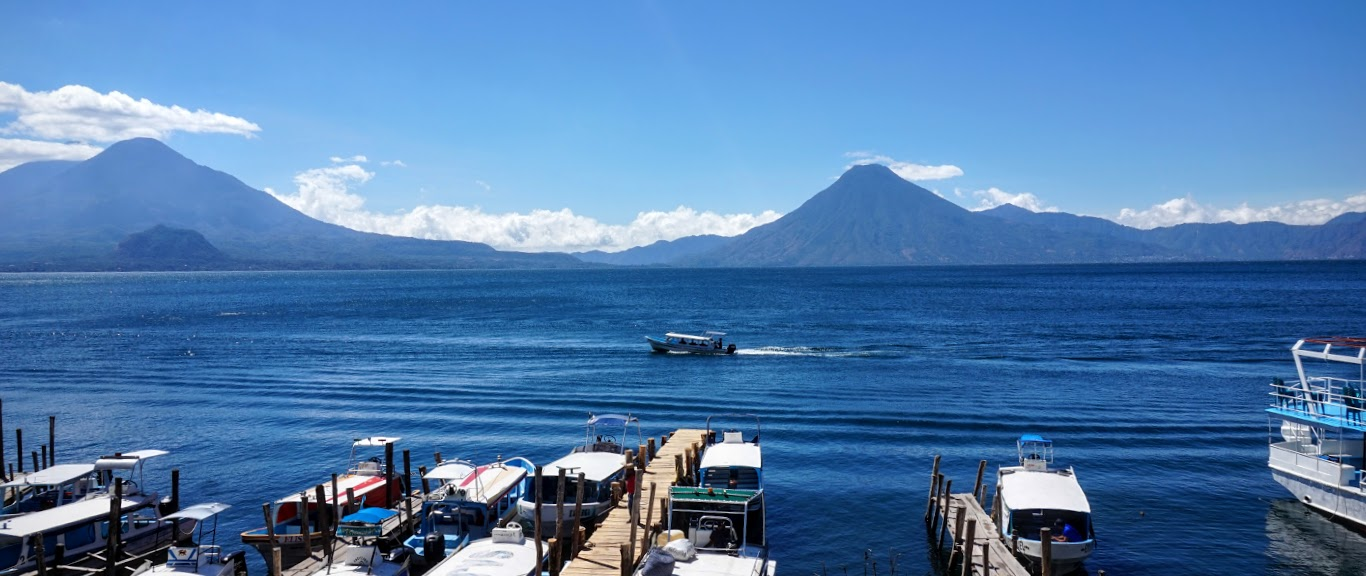 A Weekend on Lake Atitlán