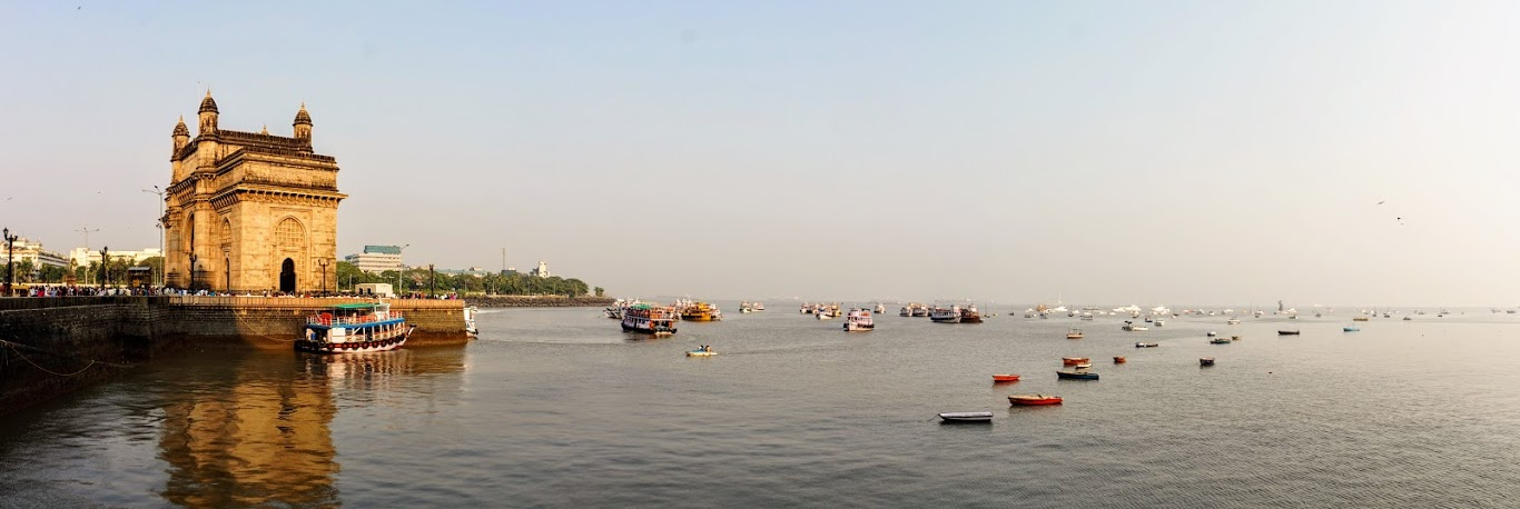 Mumbai: Our Gateway to India