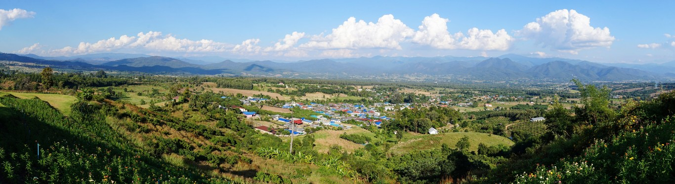 Northern Thailand: Pai & Chiang Rai