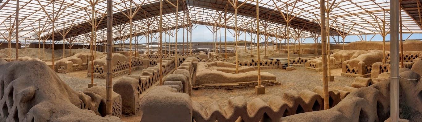 Pre-Incan Ruins near Trujillo
